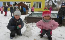Berušky - Hurá sníh