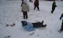 Sníh a myšky