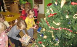 Vánoční nadílka v MŠ