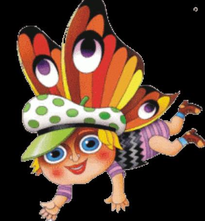 třída Motýlci